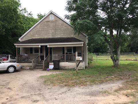 1508 Hampton Avenue, BLACKVILLE, SC 29817 (MLS #107616) :: RE/MAX River Realty