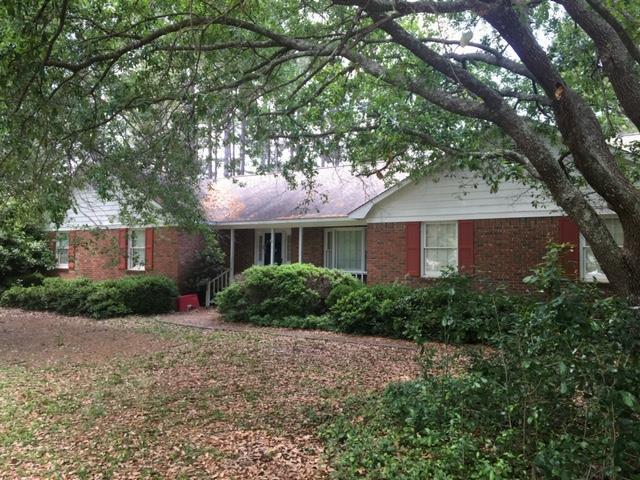 784 Meadow Lane, BARNWELL, SC 29812 (MLS #107673) :: Shannon Rollings Real Estate