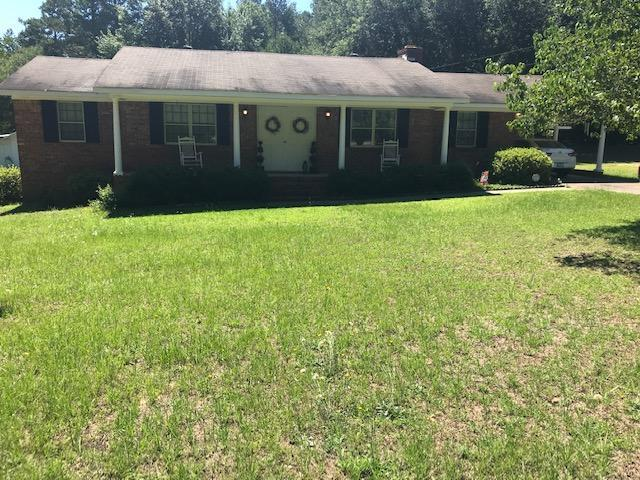 231 Redds Branch Road, AIKEN, SC 29801 (MLS #107722) :: Shannon Rollings Real Estate