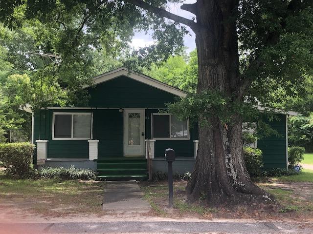 211 Walker St, JOHNSTON, SC 29832 (MLS #107773) :: Meybohm Real Estate