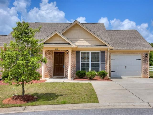 209 Staghorn Court, AIKEN, SC 29801 (MLS #107998) :: The Starnes Group LLC