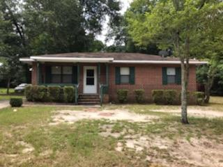 208 Pine Street, BARNWELL, SC 29812 (MLS #108071) :: Venus Morris Griffin | Meybohm Real Estate