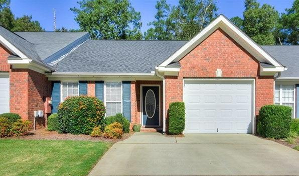 258 Vanderbilt Drive, AIKEN, SC 29803 (MLS #108113) :: Fabulous Aiken Homes & Lake Murray Premier Properties