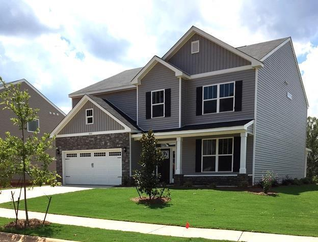 1105 Gregory Landing Drive, EDGEFIELD, SC 29860 (MLS #108212) :: Venus Morris Griffin | Meybohm Real Estate