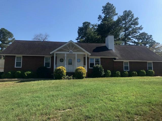 131 Glencarin Drive, AIKEN, SC 29803 (MLS #108472) :: Venus Morris Griffin | Meybohm Real Estate