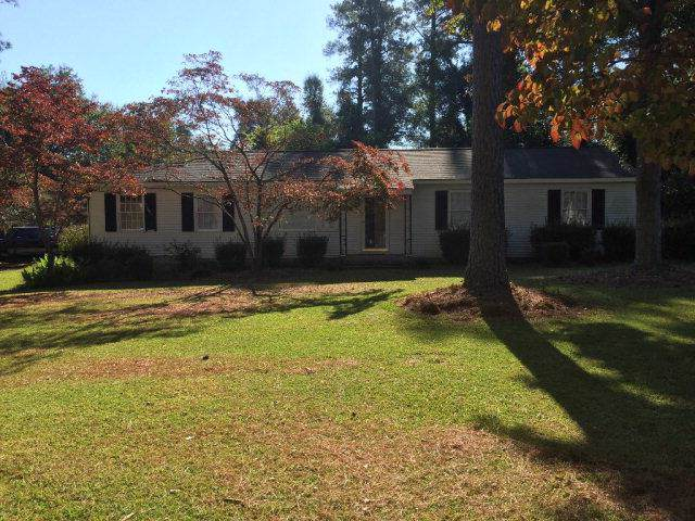 36 Clemson Drive, AIKEN, SC 29803 (MLS #109005) :: Venus Morris Griffin | Meybohm Real Estate
