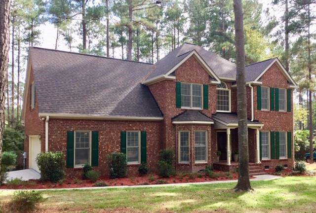 3410 Glenview Drive, AIKEN, SC 29803 (MLS #109559) :: Shannon Rollings Real Estate