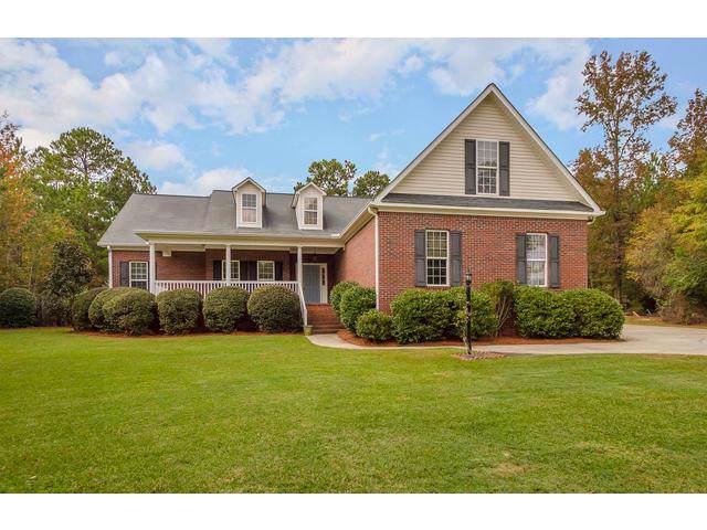 209 Woodridge Road, EDGEFIELD, SC 29824 (MLS #109637) :: Venus Morris Griffin | Meybohm Real Estate