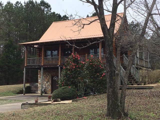 317 Bland Baptist Road, JOHNSTON, SC 29832 (MLS #109677) :: Venus Morris Griffin | Meybohm Real Estate