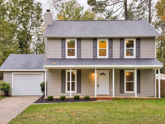 761 Palm Drive, AIKEN, SC 29803 (MLS #109718) :: Venus Morris Griffin | Meybohm Real Estate