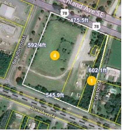 1275 Richland Avenue, AIKEN, SC 29801 (MLS #109743) :: RE/MAX River Realty