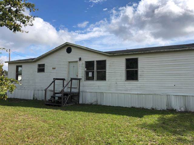 180 Cave Circle, ALLENDALE, SC 29810 (MLS #109746) :: RE/MAX River Realty