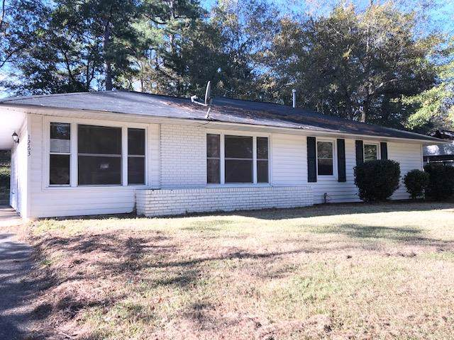 1263 George Street Ne, AIKEN, SC 29801 (MLS #109867) :: Fabulous Aiken Homes & Lake Murray Premier Properties