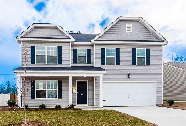 1131 Sapphire Drive, GRANITEVILLE, SC 29829 (MLS #109969) :: Shannon Rollings Real Estate