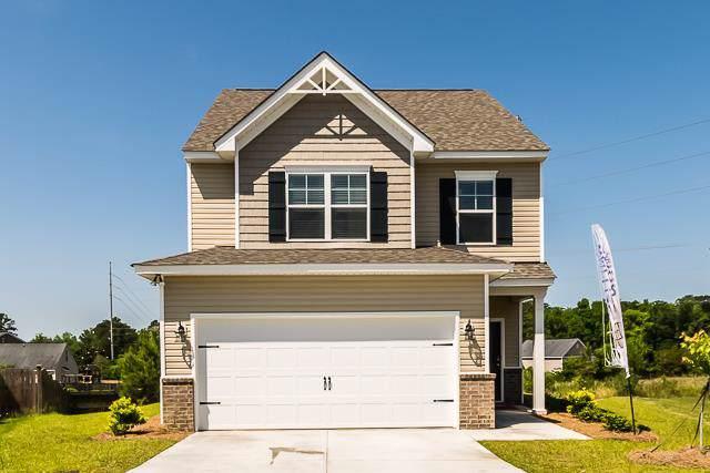 530 Count Fleet Court, GRANITEVILLE, SC 29829 (MLS #109970) :: Fabulous Aiken Homes & Lake Murray Premier Properties