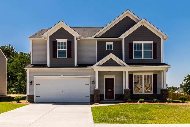 6099 Whirlaway Road, GRANITEVILLE, SC 29829 (MLS #109976) :: Shannon Rollings Real Estate