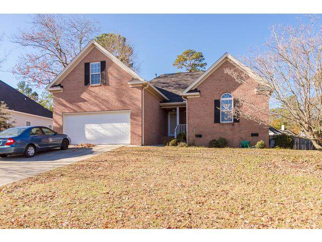 129 Crescent Court, NORTH AUGUSTA, SC 29841 (MLS #109992) :: Fabulous Aiken Homes & Lake Murray Premier Properties