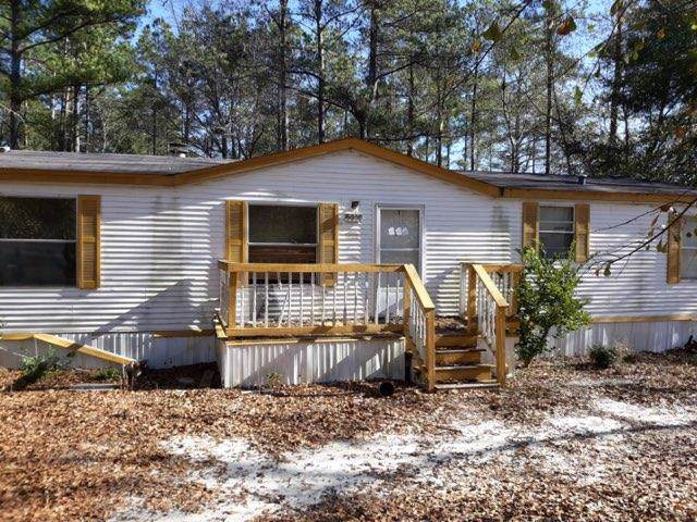 5900 Highway 278, BARNWELL, SC 29812 (MLS #110393) :: RE/MAX River Realty