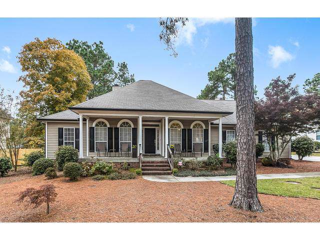 645 Creekridge Road, AIKEN, SC 29803 (MLS #110407) :: Shannon Rollings Real Estate
