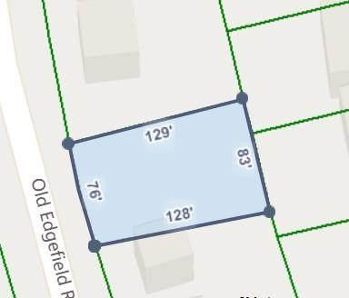 815 Old Edgefield Road, NORTH AUGUSTA, SC 29841 (MLS #110672) :: Fabulous Aiken Homes & Lake Murray Premier Properties