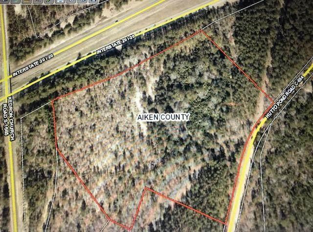 Lot B-2 Hutto Pond Road, AIKEN, SC 29805 (MLS #110961) :: Fabulous Aiken Homes & Lake Murray Premier Properties