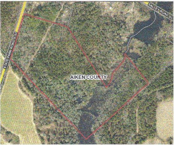 1550 State Park Road, SALLEY, SC 29137 (MLS #111213) :: Fabulous Aiken Homes
