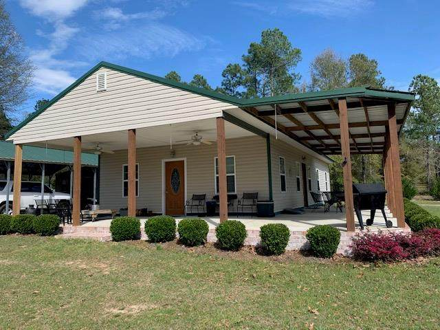 4121 Wagener Road, AIKEN, SC 29805 (MLS #111384) :: Shannon Rollings Real Estate