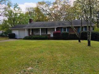 807 Hillcrest Drive, JOHNSTON, SC 29832 (MLS #111392) :: Shannon Rollings Real Estate