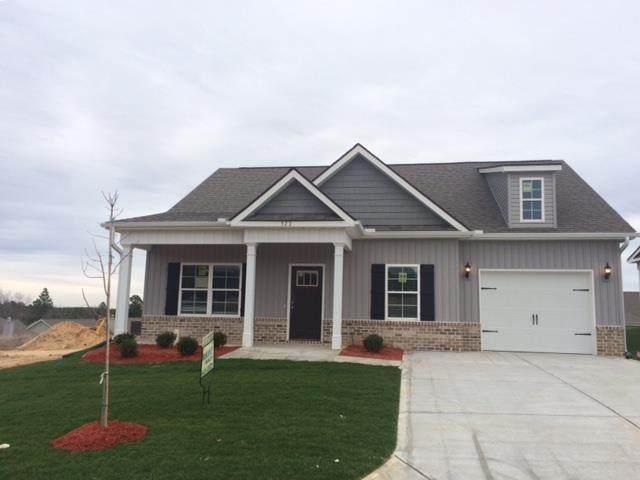 703 Argo Pass, AIKEN, SC 29801 (MLS #111570) :: Shannon Rollings Real Estate