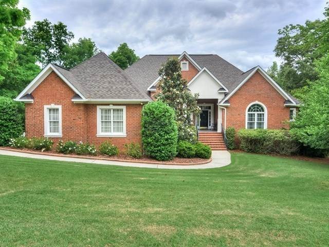 508 Forest Bluff Road, AIKEN, SC 29803 (MLS #112402) :: Shannon Rollings Real Estate