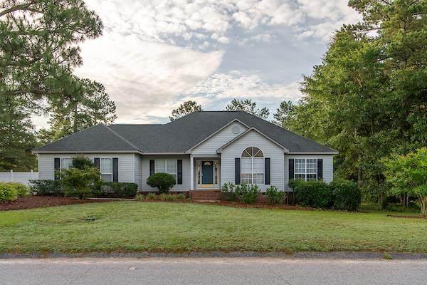 910 Starbuck Drive, AIKEN, SC 29803 (MLS #112506) :: Shannon Rollings Real Estate