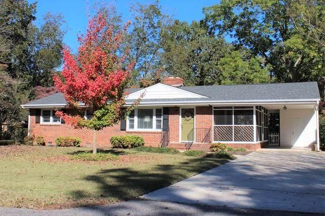 604 Boardman Road, AIKEN, SC 29803 (MLS #112555) :: Shannon Rollings Real Estate