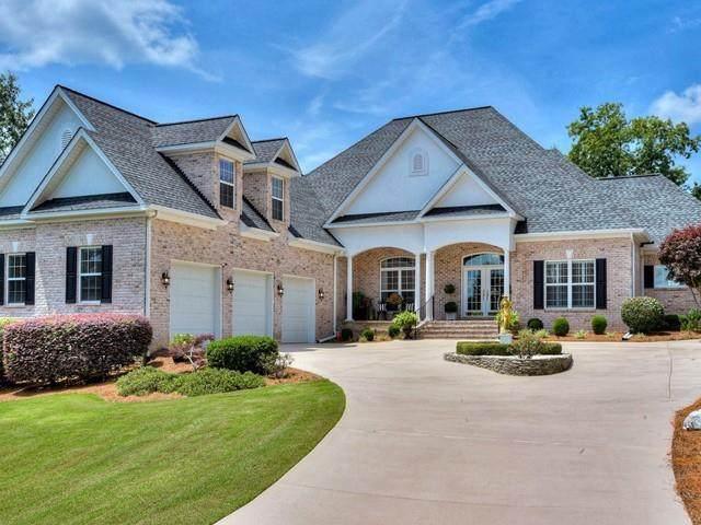188 Foxhound Run Road, AIKEN, SC 29803 (MLS #112667) :: Fabulous Aiken Homes