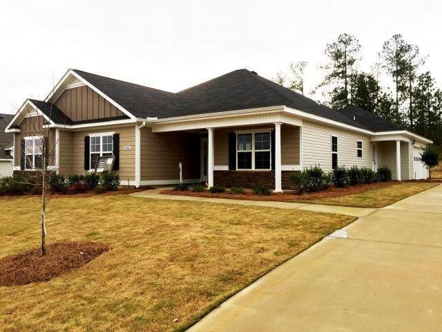 3141 Brevard Drive, GRANITEVILLE, SC 29829 (MLS #112730) :: Shannon Rollings Real Estate