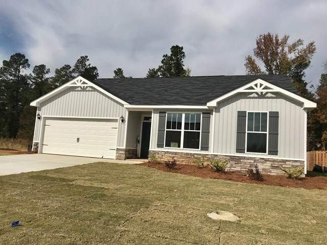 15F Heartwood Pass, AIKEN, SC 29803 (MLS #113181) :: Tonda Booker Real Estate Sales
