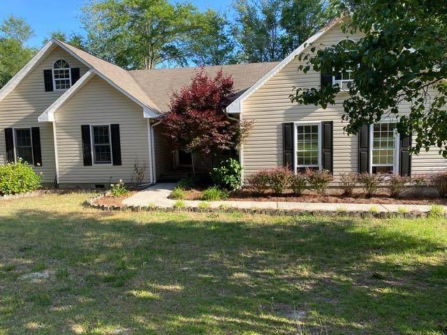 180 Beaver Dam Road, AIKEN, SC 29805 (MLS #113187) :: Tonda Booker Real Estate Sales