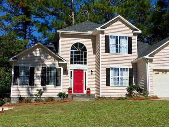 210 Spring Forest Circle, AIKEN, SC 29803 (MLS #113420) :: Fabulous Aiken Homes