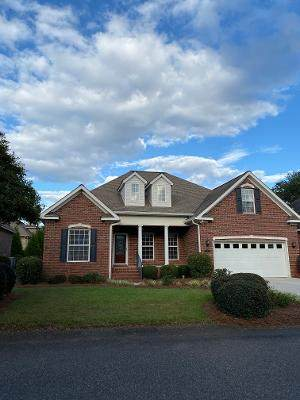 241 Loudoun Drive, AIKEN, SC 29803 (MLS #113568) :: Shannon Rollings Real Estate