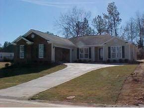 2009 Sylvan Lake Drive, GROVETOWN, SC 30813 (MLS #113654) :: Tonda Booker Real Estate Sales