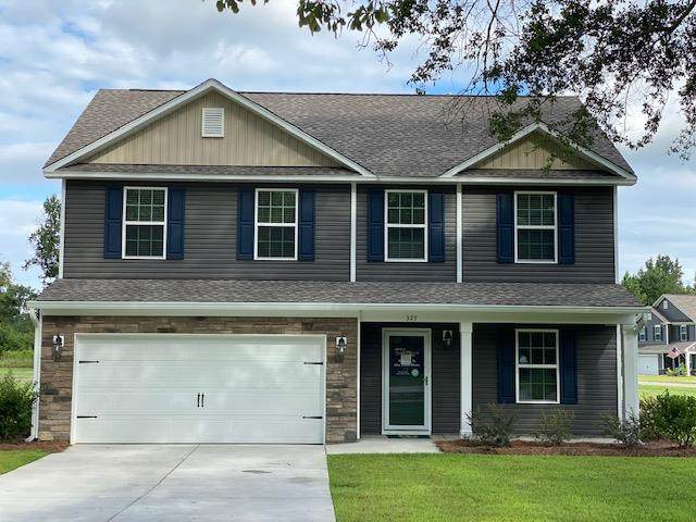 374 Anmore Court, AIKEN, SC 29801 (MLS #113684) :: RE/MAX River Realty