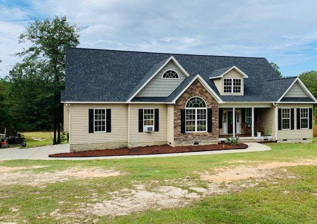 165 Chalk Bed Road, GRANITEVILLE, SC 29829 (MLS #113726) :: The Starnes Group LLC