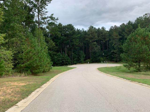Lot P038 Eutaw Springs Trail, EDGEFIELD, SC 29860 (MLS #113917) :: The Starnes Group LLC
