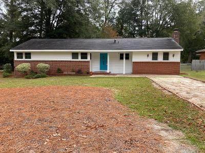 28 Winthrop Drive, AIKEN, SC 29803 (MLS #114195) :: Shannon Rollings Real Estate
