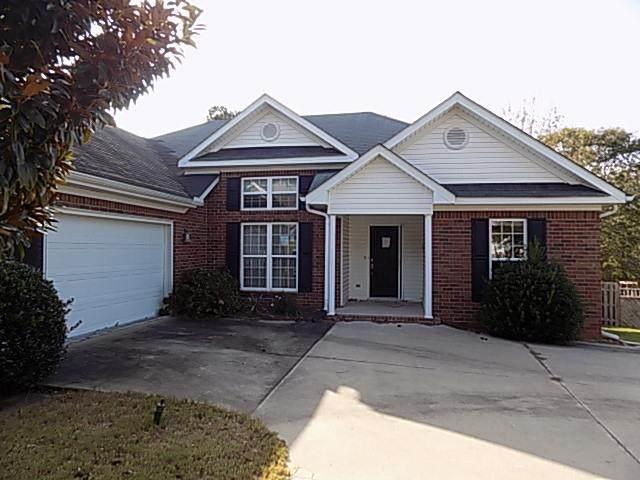 889 Pathfinder Lane, AIKEN, SC 29803 (MLS #114263) :: Fabulous Aiken Homes