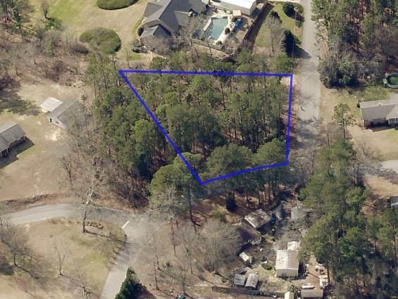 Lot 29 Ridgecrest Circle, GRANITEVILLE, SC 29829 (MLS #114439) :: Tonda Booker Real Estate Sales