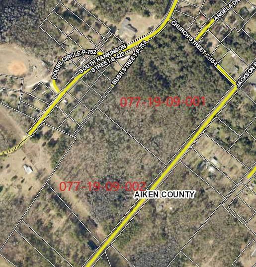 0 Jackson Road, JACKSON, SC 29831 (MLS #114477) :: Shannon Rollings Real Estate