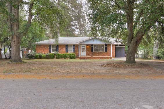 14 Coker Drive, AIKEN, SC 29803 (MLS #114504) :: Shannon Rollings Real Estate