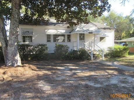 1618 North Carolina Avenue, AIKEN, SC 29801 (MLS #114508) :: Shannon Rollings Real Estate