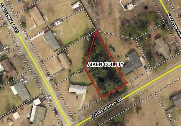 62 Citadel Drive, AIKEN, SC 29803 (MLS #114554) :: Tonda Booker Real Estate Sales