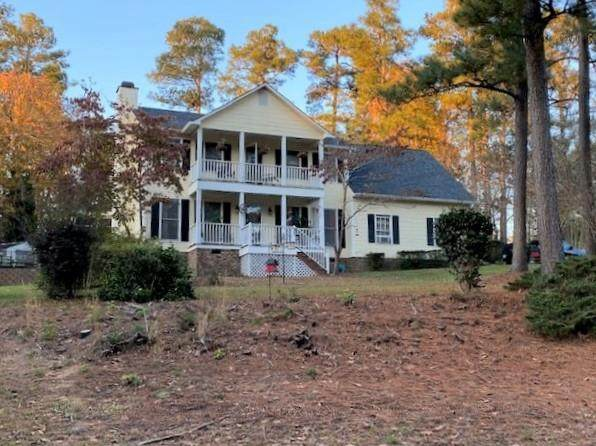 117 Creekside Drive, AIKEN, SC 29803 (MLS #114632) :: Fabulous Aiken Homes